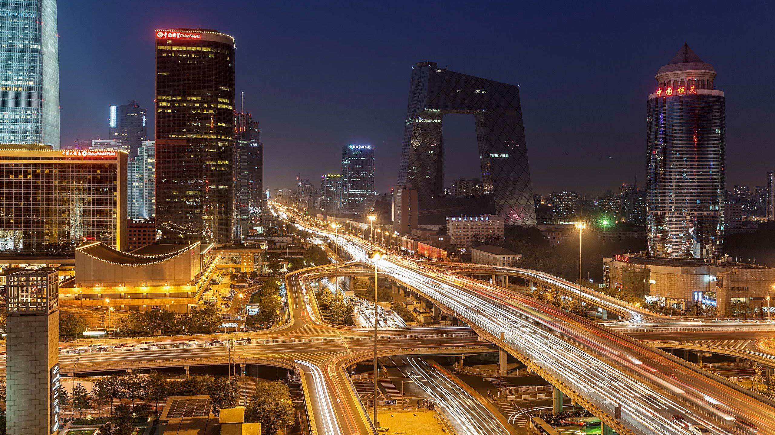 Beijing by Night
